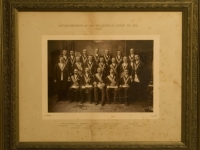 Galashiels Lodge of 1904 Office Bearers