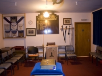 Galashiels Lodge - West
